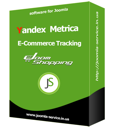 Ecommerce Tracking  Yandex Metrika  for JoomShopping