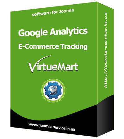 Google Analytics E-Commerce Tracking для VirtueMart  (Enhanced)