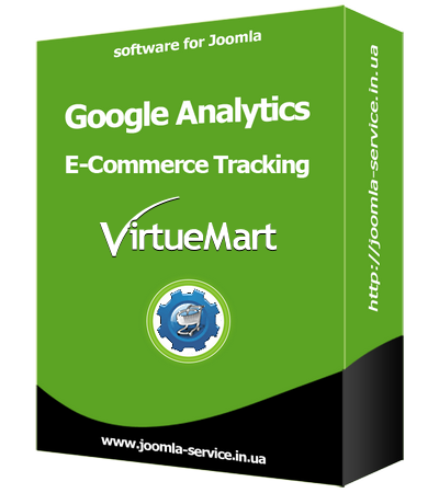 VirtueMart Tracking Extension for Google Analytics  (Enhanced)